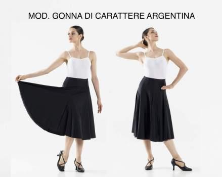 GONNE-E-GONNELLINI-MOD.-GONNA-DI-CARATTERE-ARGENTINA