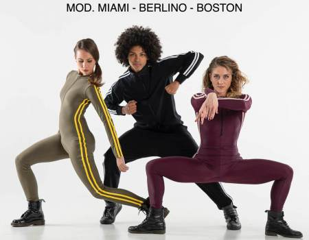 MIAMI-BERLINO-BOSTON